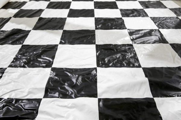 Car Shield™ Checkered