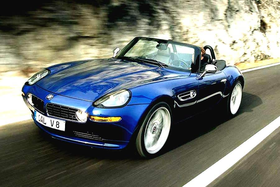 Buy, Sell or Hold?  BMW Z8